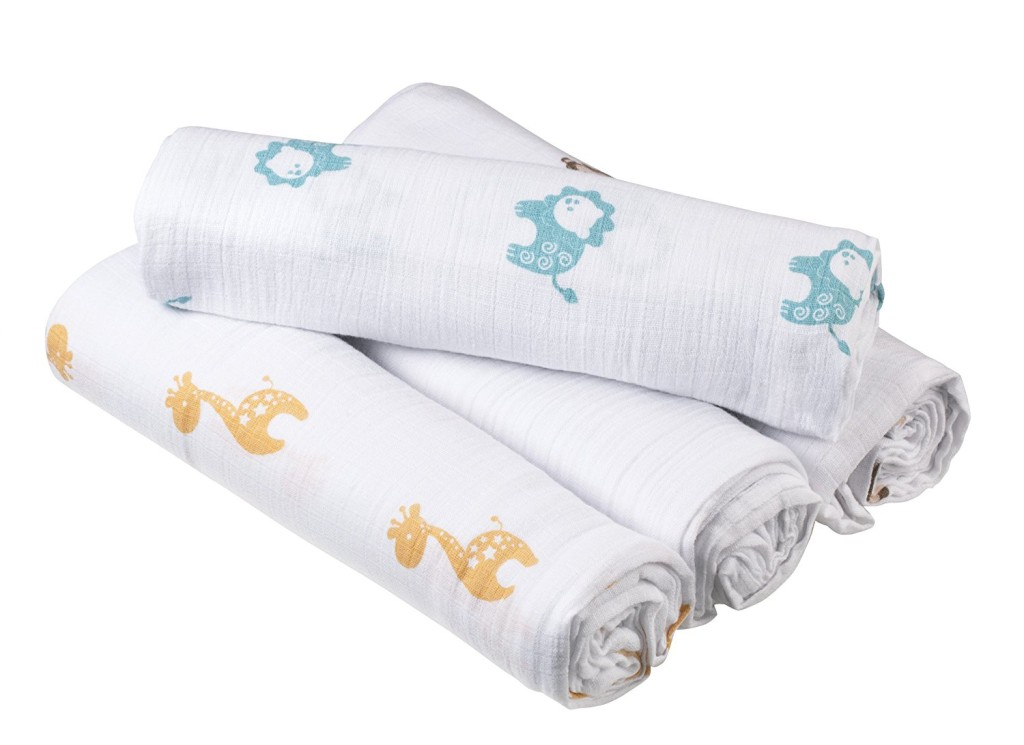 Newborn baby Must haves swaddle blankets