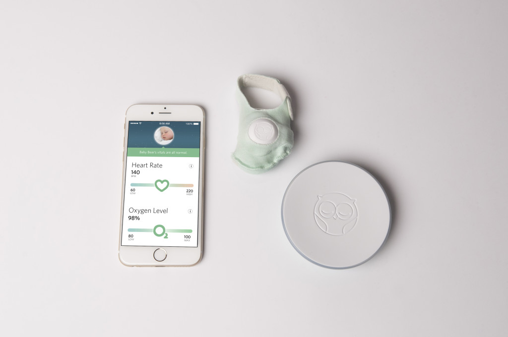 Newborn baby must haves owlet baby monitor