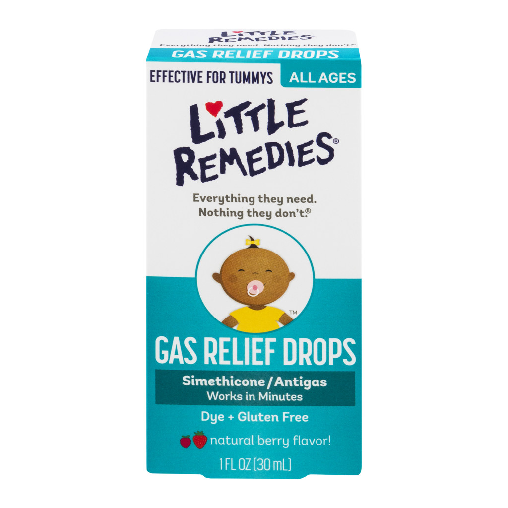 Newborn baby must have list gas drops