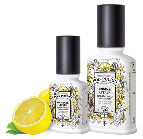 Unique housewarming gift poo-pourri