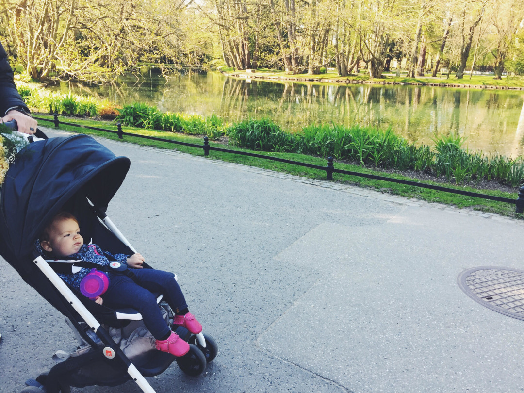GB Qbit LTE Stroller review